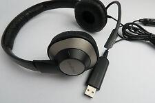 Creative HS-720 USB plug-and-play LEGGERO CUFFIE AUDIO PER CUFFIE micophone