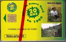 """TELECARTE """"GITES DE FRANCE 96""""  50 U GEM (SCELLEE)"""