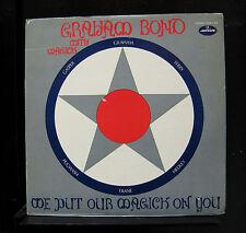 Graham Bond - We Put Our Magick On You LP Mint- SRM-1-612 1st 1971 Vinyl Record