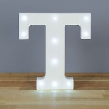 Up In Lights The Original Light up Letters - Letter T
