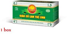 1x Organic Jiaogulan Gynostemma Pentalhyllum - Herbal Giao Co Lam - Healthy Tea