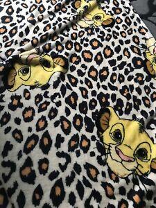 Disney Lion King Fleece Throw