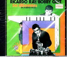 RICARDO REY Y BOBBY CRUZ - LOS DIFERENTES EN PUERO RICO - CD