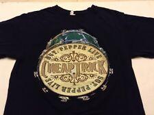 Cheap Trick Sgt Pepper Live 2010 Paris Hotel Las Vegas concert tour shirt Medium