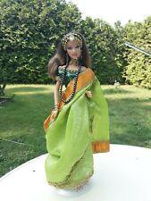 Indische Barbie Puppe, Mattel, Unikat,Deko