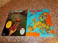 ALBUM L'EUROPA EDIBOY D.N. COMPLETO ORIGINALE BELLO TIPO PANINI FLASH EDIS