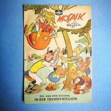 Mosaik Nr 20 von Hannes Hegen DDR│Originalheft Juli 1958│sehr gut & rissfrei