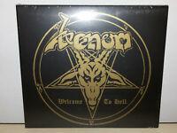 VENOM - WELCOME TO HELL - DIGIPAK CD