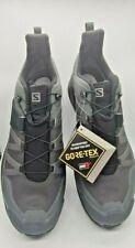 ** SALOMON X ULTRA 4 GTX UK 11.5 US12 EU 46.5 BLACK NEW & BOXED