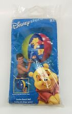 Vintage Disney Winnie the Pooh Jumbo Beach Ball New