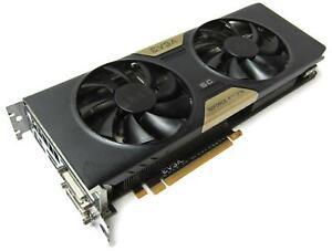 EVGA Geforce GTX 770 PCIe 256-Bit Graphics Card | 2GB GDDR5 1753MHz