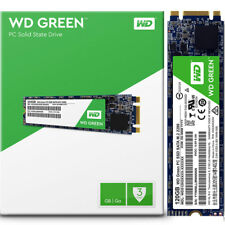 WD Green Series 120GB PC SSD SATA M.2 2280 Internal Solid State Hard Drive