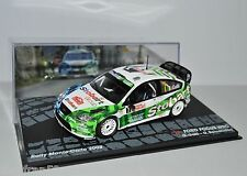 RALLY IXO DIECAST 1/43 FORD FOCUS WRC Galli - Bernacchini 2008 kRAL101
