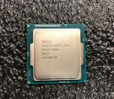 Intel Core i7 4770 3.40Ghz 8MB Socket 1150 Haswell Desktop Processor