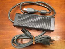Xbox 360 203W Watt Video Power Supply/Adapter Brick - GENUINE MICROSOFT BRAND