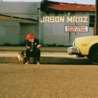 """JASON MRAZ """"WAITING FOR MY ROCKET TO COME"""" CD NEW!"""