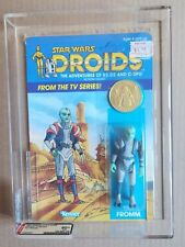 Star Wars Tig Fromm droides de amortización 80% Kenner vintage moc