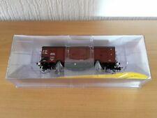 BRAWA H0 48683 Gedeckter Güterwagen Glr Dresden der DRG in OVP (JE 25)