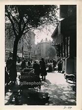 CHAMBERY c. 1930 - Marché Savoie - Ph. Collection P.L.M. - 91