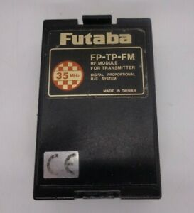 FUTABA FP-TP-FM 35MHZ TRANSMITTER MODULE ON 35MHZ FF8,FF9