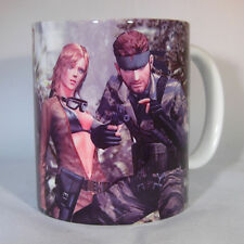 Metal Gear Solid 3 Snake Eater - Coffee MUG - hd collection - MGS3 - V 5
