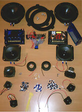 BMW 3 Series E46 Harman Kardon (or non-HK) Speaker UPGRADE Kit - 10 speakers