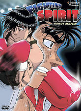 Fighting Spirit - Vol. 2: Debut Match (DVD, 2004) *