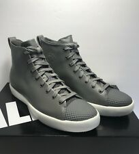 ae75001833d Converse All Star Modern Hi Size Mens 8.5 Womens 10 Color Charcoal Grey Set1