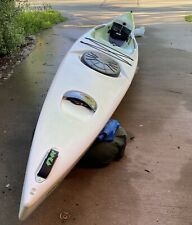 """As new - Surf Ski package with paddle and life jacket (Bay Sports """"Breeze"""" Ski)"""