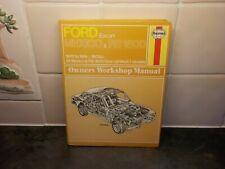 Classico Ford Escort MK1 MEXICO NUOVO Badge decalcomanie//FOIL.