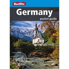 Berlitz Pocket Guide Germany Latest Edition