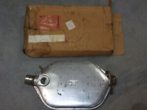 GM OEM Catalytic Converter Part #25056673 Chevy 76-81 Corvette???? NOS new old s