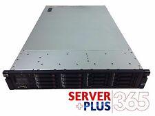 HP ProLiant DL380 G7 16-Bay server 2x 3.46GHz X5690 12-Cores 128GB RAM 8x 450GB