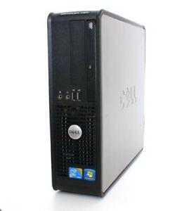 Dell Optiplex 780 Desktop PC with Microsoft Office 2013 PreInstalled