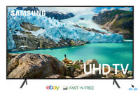 New SAMSUNG 50 Inch Class - 4K (2160p) UHD - LED Smart TV with HDR - UN50NU6900