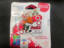 2010-TEAM CANADA -COCA-COLA HOCKEY DAY 13 LOGO PIN IN PACK