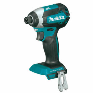 Makita XDT13Z 18V LXT Lithium-Ion Brushless Cordless Impact Driver Tool Only New