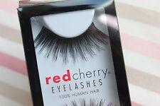 Red Cherry #112 ROSEBUD lang falsche künstliche unechte Wimpern strip lash