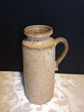 Vintage Scheurich-KERAMIK 401-20 W. German Art Pottery Speckled Mid-Century VASE