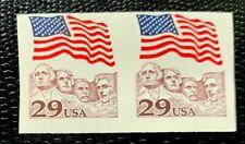 1991 US Stamps SC#2523b imperf Pair Coil MNH/OG
