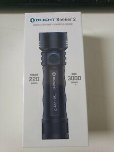Olight Seeker 2 3000 Lumen Flashlight