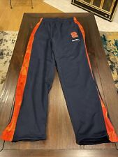 Syracuse Orange Nike Therma Fit Men's Blue Lacrosse Pants Size Xs