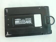 FUJI FILM (Fujifilm)  QUICK CHANGER 45 film back (holder)