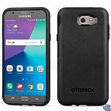 New OEM Otterbox Symmetry Series Black Holster Case for Samsung J7 J7V 2017