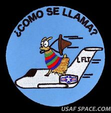 USAF 32nd FLYING TRAINING SQUADRON – L FLIGHT - AIR FORCE ORIGINAL PATCH