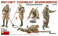 Miniart 1:35 scale model figures  - Soviet Combat Engineers  MIN35091