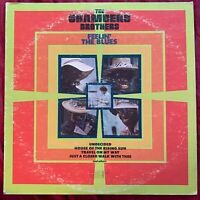The Chambers Brothers~Feelin' The Blues~1970 Vault Records Stereo LP~FAST SHIP!