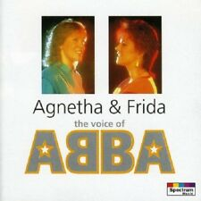 Agnetha  & Frida The Voice Of Abba CD NEW SEALED