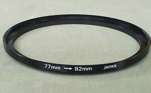 Japan Step-up Ring 77-82mm