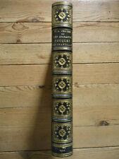 Chantilly. Notices de peintures. Les Quarante Fouquet. Gruyer Plon  Nourrit 1900